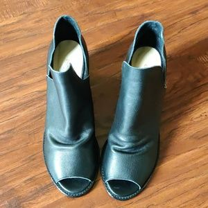 Chinese Laundry Pure Leather Ankle Boots